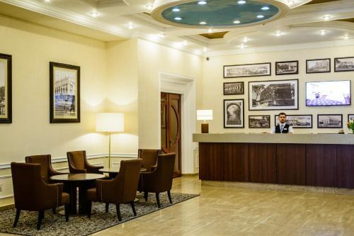 Отель Historical Hotel Kaluga 4 звезды Россия