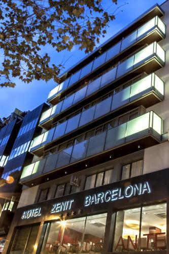 Отель Zenit Barcelona 4 звезды Испания