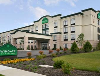 Wingate by Wyndham Bridgeport WV -  star rating for travel with kids