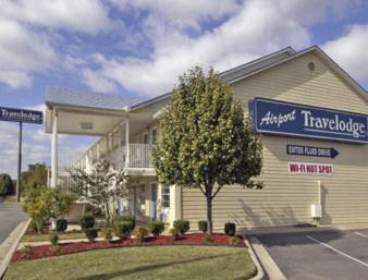 Little Rock Airport Travelodge AR, 72206