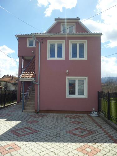 House Joksimovic front view