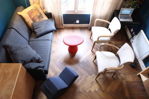 Des Boulets Halldis Apartment