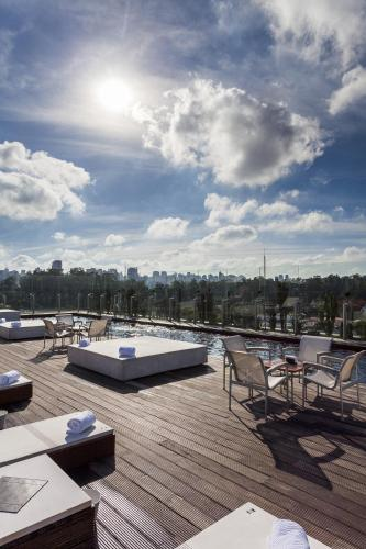 Hotel Unique Review S 227 O Paulo Brazil Telegraph Travel