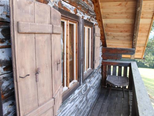 Egghardt Jagdhütte front view