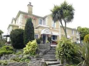 Photo of Ansteys Lea Hotel Bed and Breakfast Accommodation in Torquay Devon
