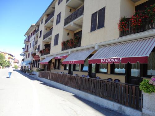 Отель Albergo Nazionale 3 звезды Италия