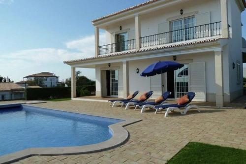 Vivenda Aquiles Albufeira Algarve Portogallo