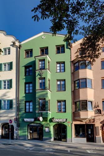 Hotel Schwarzer Bär, 6020 Innsbruck