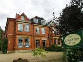Photo of Wishmoor House Hotel Bed and Breakfast Accommodation in Cheltenham Gloucestershire