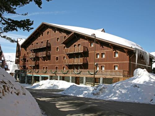Apartment Résidence Chalet Altitude 2 front view