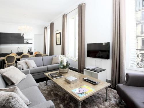 Luxury 3 Bedrooms flat Le Louvre
