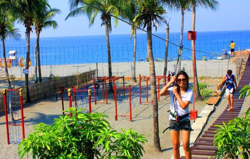 Bakasyunan Resort And Conference Center Zambales Iba Room