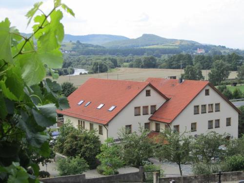 Отель Alte Rose Gasthaus 3 звезды Германия