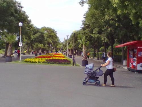 Парки бургаса