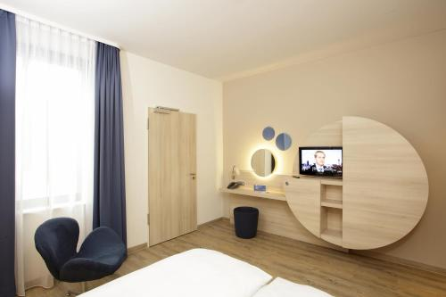 H2 Hotel Berlin-Alexanderplatz photo 46