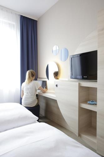 H2 Hotel Berlin-Alexanderplatz photo 47