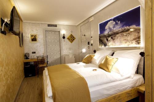 Double Room-Sierra de Bernia Boutique Hotel Sierra de Alicante 2