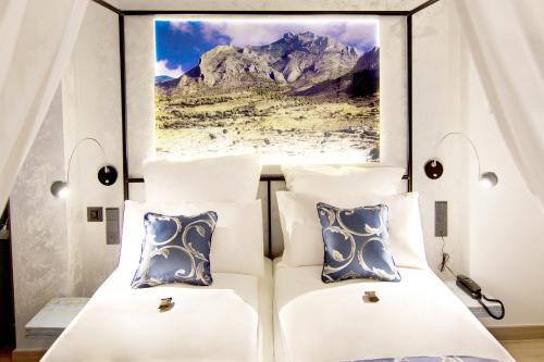 Triple Room with Balcony-Sierra de Cabezón de Oro Boutique Hotel Sierra de Alicante 1