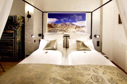Triple Room with Balcony-Sierra de Maigmó Boutique Hotel Sierra de Alicante 1