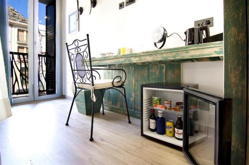 Triple Room with Balcony-Sierra de Maigmó Boutique Hotel Sierra de Alicante 3