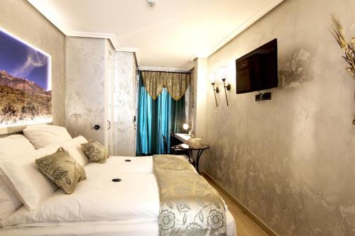 Double Room-Sierra de Mariola Boutique Hotel Sierra de Alicante 1