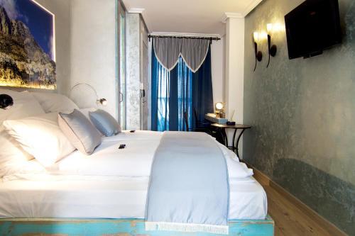 Double Room-Sierra Puig Campana Boutique Hotel Sierra de Alicante 1