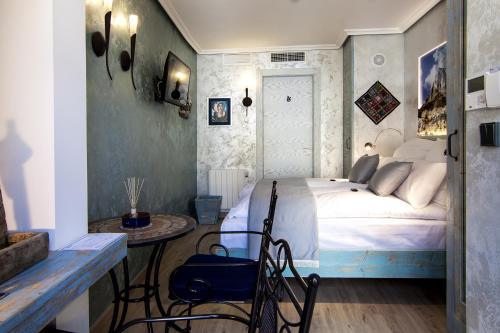 Double Room-Sierra Puig Campana Boutique Hotel Sierra de Alicante 2