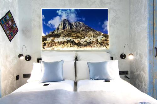Double Room-Sierra Puig Campana Boutique Hotel Sierra de Alicante 3