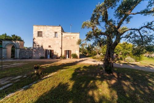 foto Masseria con piscina Otranto (Palmariggi)