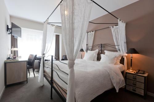 Foto's van Charme Hotel De Hofkamersin Oostende