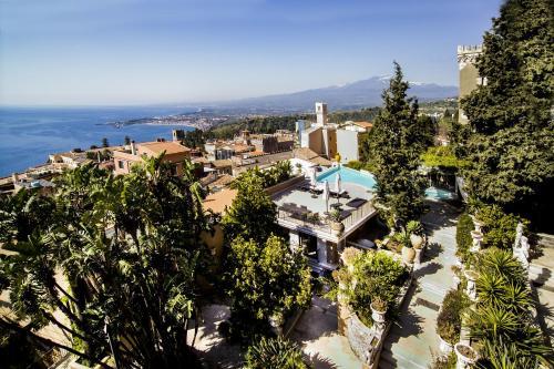 Отель Villa Montetauro Taormina 0 звёзд Италия