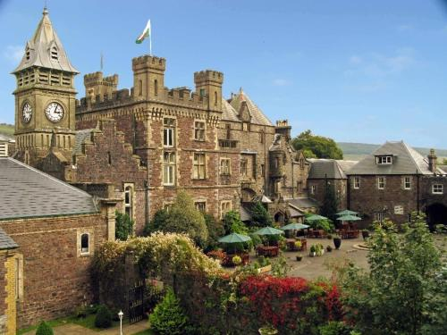 Photo of Craig-Y-Nos Castle Hotel Bed and Breakfast Accommodation in Abercraf Powys