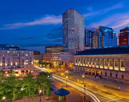The Westin Copley Place, Boston - Promo Code Details