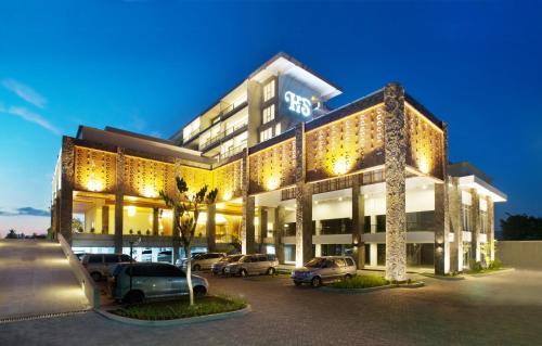Отель Hotel Santika Banyuwangi 3 звезды Индонезия