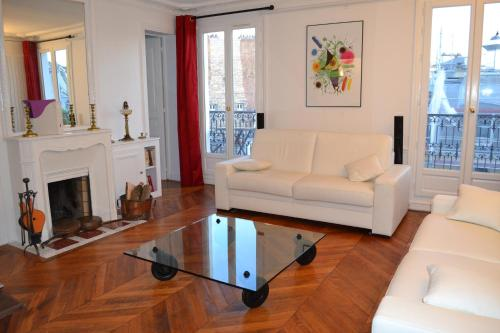 Appartement moulin rouge II