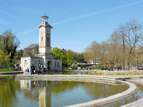 Appart'Tourisme Paris Porte de Versailles
