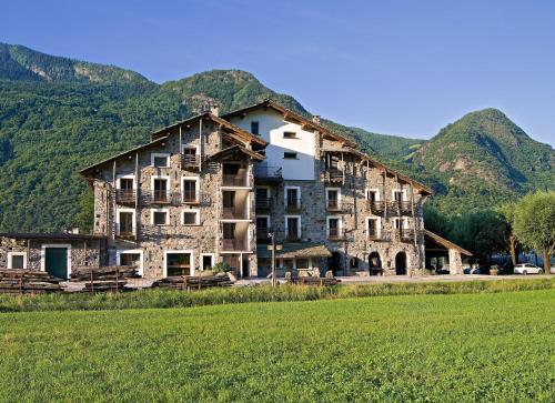Отель La Brace 3 звезды Италия