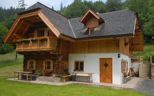 Отель Ferienhaus Leitenbauer-Huabn 0 звёзд Австрия