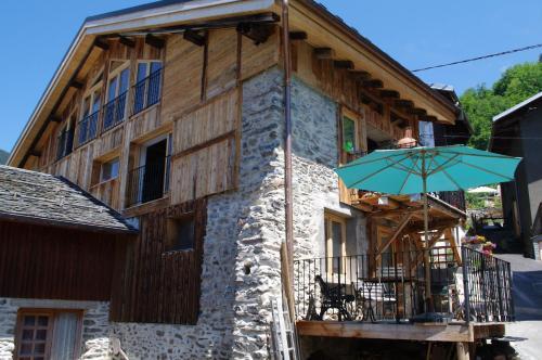 Appartement Dans Chalet de Montagne