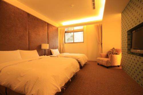 Отель Mountain Fish Water Hotel 2 звезды Тайвань (Китай)