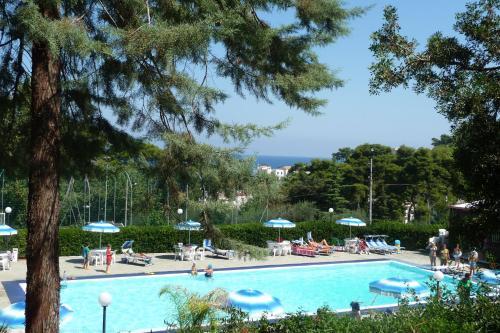 Camping Villaggio Internazionale front view