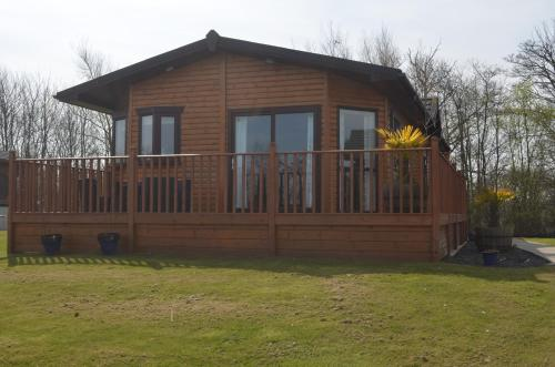 Luxury Lodge Haggerston Berwick on Tweed