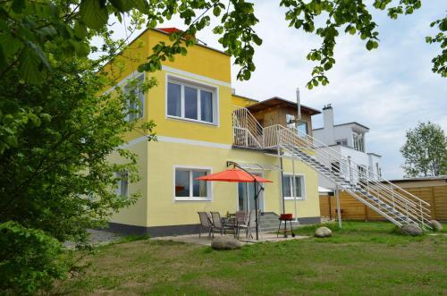 Sunshine Residence - Apartment mit 2 Schlafzimmern im Erdgeschoss