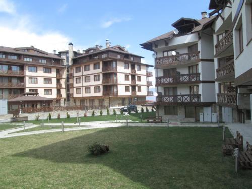 Neon Complex Alexander Services Apartments, Bansko