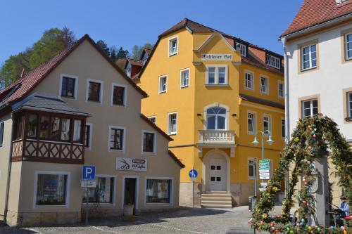 Stadt Wehlen Hotel Wehlener Hof