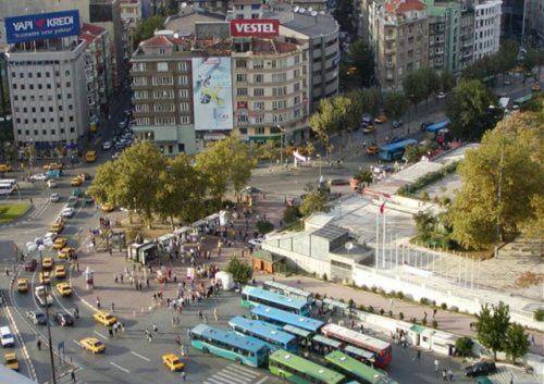 Ezra Suite 1 Taksim