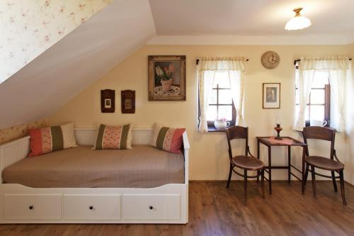 Bed and breakfast Líšnická Stodola