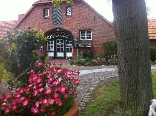 B & B Allee-Hof Bockhorn front view
