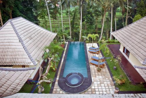 Отель Villa Junjungan Resort Pool & Spa 3 звезды Индонезия