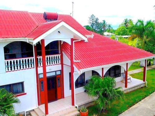 Tonga Holiday Villa, Nuku'alofa
